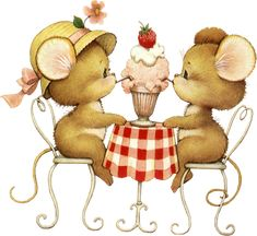 Printable - Mouse - Ruth Morehead