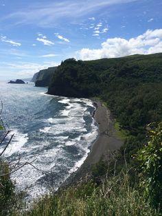 Hiking on Big Island Hawaii. Hawaii Travel Tips Hawaii Hawaii, Big Island Hawaii, Hawaii Travel, Waterfalls, Travel Tips, Around The Worlds, Hiking, Europe, Tours