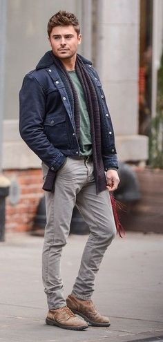 Celebrity Style - Zac Efron