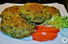 Veganana: Hamburguer de Lentilha sem Glúten ~ Gluten-Free Lentil Burguer