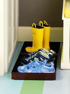 Shoe Tray #storage