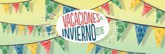 Vacaciones de invierno en Buenos Aires | LITERARIAS | Por Gabriela Mariel Arias | Programa de actividades en museos de Buenos Aires. Winter Holidays, The Neighborhood, Day Planners, Invitations, Events
