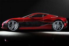 Rimac Concept Car 2013