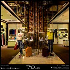 Levant shop entrance