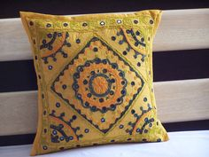 embroidery designs pillow covers - Google Search