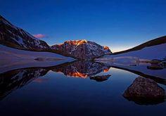 Δρακόλιμνη Εθνικό Πάρκο Πίνδου Εθνικός Δρυμός Βίκου – Αώου Ζαγόρι