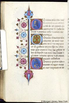 Book of Hours, MS M.454 fol. 147v - Images from Medieval and Renaissance Manuscripts - The Morgan Library & Museum