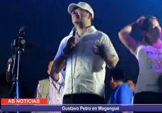 Petro confirmó en Magangué que no cree en Dios