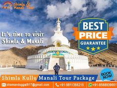 We have different kinds of tour packages for every type of group. Golden Triangle Tour Package is the most fascinating destinations of the country and every people who are visiting India should have to choose this tour as part of his voyage of India. Kullu Manali, Visit India, Golden Triangle, Shimla, Hill Station, Cool Places To Visit, Taj Mahal, Destinations, Packaging