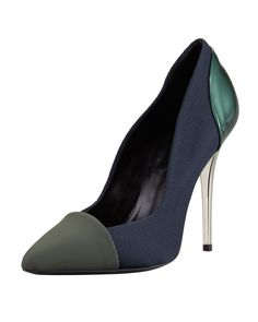 Gojee - Pointed Pump by Proenza Schouler