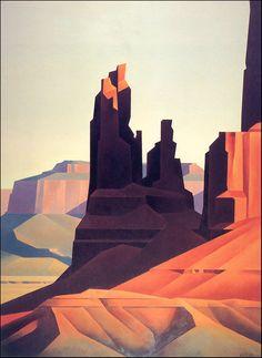 Ed Mell landscape