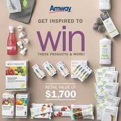 "For this and other special offers, go to our website and select ""More Products"" then ""Special Offers."" Be sure to also click ""Register"" at the top of our website to get registered for easy checkout, reordering, and exclusive access to our partner stores. amway.com/tapp"