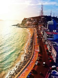 Beautiful Mazatlan. http://www.travelandtransitions.com/destinations/destination-advice/latin-america-the-caribbean/mexico-travel-the-best-mexico-beaches-in-western-mexico/