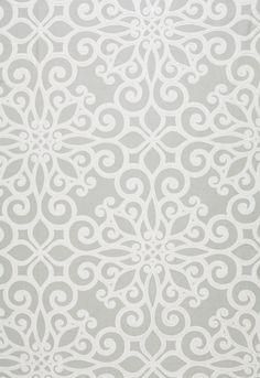 Rosegate Embroidered Print Pumice Fabric SKU - 174562