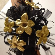 Prom corsage