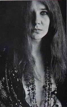Janis Joplin- so much soul.