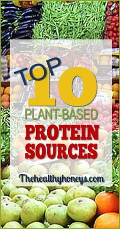 Top 10 Plant-Based Protein Sources