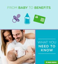 The how to's on adding baby to your benefits.