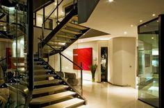 House Cal: a Spacious and Luxurious Family House by Nico van der Meulen Architects Interior Stairs, Interior Architecture, Interior Design, Residential Architecture, Villas, Deco Boheme, Loft, Modern Mansion, Modern Homes