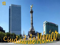 """El Ángel de la Independencia """"The Angel of Independence"""", most commonly known by the shortened name El Ángel and officially known as Monumento a la Independencia, is a victory column located on a roundabout over Paseo de la Reforma in downtown Ciudad de México."""