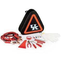 Kentucky Wildcats Emergency Roadside Kit by Picnic Time