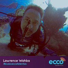 Lawrence Wahba em seu ambiente de trabalho. Veja mais em http://www.eccotalentos.com.br/portfolio/lawrence-wahba/  #somoseccotalentos #eccotalentos #lawrencewahba #documentario