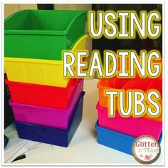 Reading Tubs make or