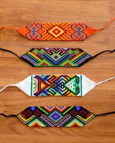 Ayahuasca Treatment Outcome Project | Indiegogo Bead Loom Patterns, Beading Patterns, Seed Bead Bracelets, Friendship Bracelets, Peyote Beading, Loom Weaving, Beading Tutorials, Polymer Clay Jewelry, Beaded Embroidery