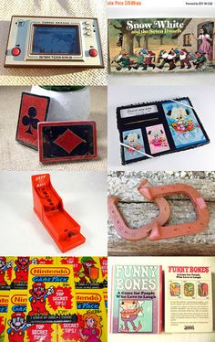 Vintage Fun and Games  by Cheryl on Etsy--Pinned with TreasuryPin.com