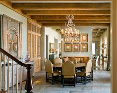 Portfolios - Dering Hall  Ken Tate, Architect. Home in Covington, LA