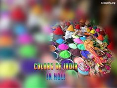Best Holi Images To Shower Your Feelings On Your Loved Ones ----  #12. Have a colourful holi!