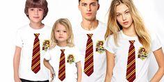 Harry Potter family shirts Harry Potter Shirt Gryffindor