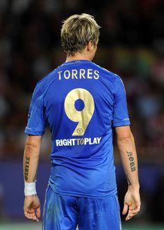 Fernando Torres that body XD