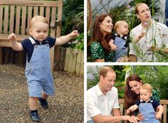 Prince George will turn 2 years old on July 23 and you are expecting new official pictures.