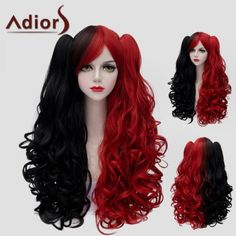 harley quinn wig| $28.70  harley quinn harley batman fandom nerd fachin wig accessories hair under30 free shipping dresslily