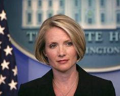 Dana Perino, in her days as George W. Bush's mouthpiece (White House photo)     Former George W. Bush press secretary and current Fox News personality Dana Perino explains why the Paycheck Fairness Act is a distraction
