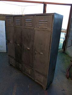 Conseils pratiques pour rénover un meuble industriel   Pinterest ...
