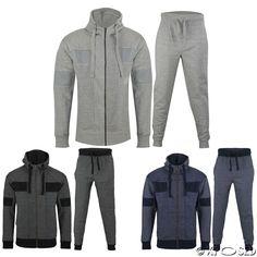 a.4 Men/'s Tracksuit Jogging Pants Jacket Fitness Leasure USA Us Trackies