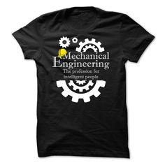 Mechanical Engineering Top T Shirt