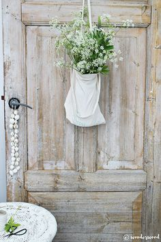 Wonderwood: DIY Hanging garden