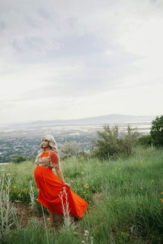CARA LOREN: Mountain Maternity Shoot