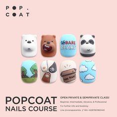 Spring Nail Art, Summer Acrylic Nails, Best Acrylic Nails, Gel Nail Art, Sun Nails, Nails & Co, Kawaii Nail Art, Cute Nail Art, Nail Art Designs Videos