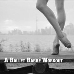 Beginner barre workout you can do