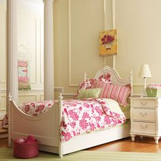 Mix Match French Manor Bed : Childrens Beds at PoshTots