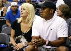 "Tiger Woods When Tiger Woods was rocked by a sex scandal in 2009, Knight said it was ""part of the game"" in signing endorsement deals with athletes. Woods admitted to infidelity in his marriage to Swedish wife Elin Nordegren as allegations of multiple extra-marital affairs rocked his life and career. Knight had said that Nike checked out Woods's background before signing its deal with the golfer and ""he came out clean""."