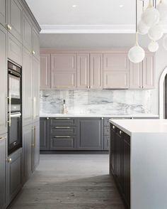 507 отметок «Нравится», 28 комментариев — Анна Юдина (@yudina.design) в Instagram: «Вот не удержалась — так мне нравится этот новый проект. Сочетания пудро-розового и серого идеальны…»