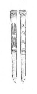 Knife from Wielki Radzim Ottonian, Archaeological Finds, Viking Age, Middle Ages, Vikings, Medieval, Norman, Weapon, Drawings
