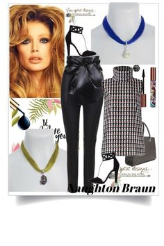 Naughton+Braaun od amra - trendme.net Polyvore, Clothes, Image, Collection, Fashion, Outfits, Moda, Clothing, La Mode
