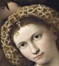 Lotto, Lorenzo -- Micer Marsilio Cassotti y su esposa Faustina