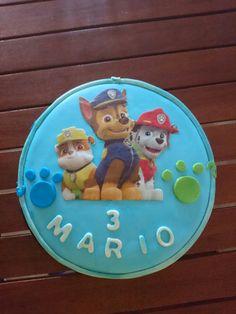 patrulla canina para Mario, sobrino de una amiga